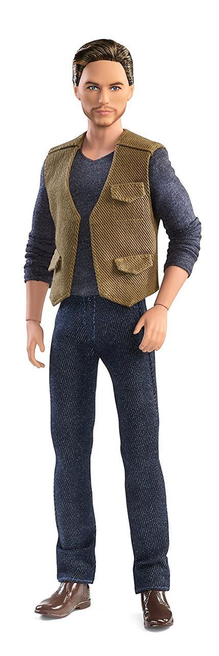 Коллекционная кукла Кен Парк Юрского периода