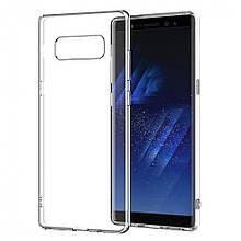 Unique Skid силиконовый чехол для Samsung Note 8