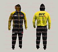 Спортивный костюм UFC REEBOK Yellow