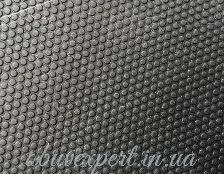 Резина набоечная JB-пласт, Кружок, 500x500x7 мм, цв. черный, фото 2