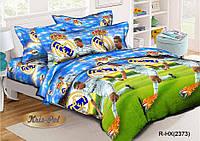 """Комплект постельного белья для мальчика """"Cristiano Ronaldo""""."""
