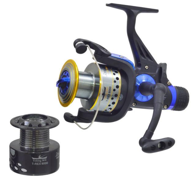 Катушка Fishing ROI T-REX 6000