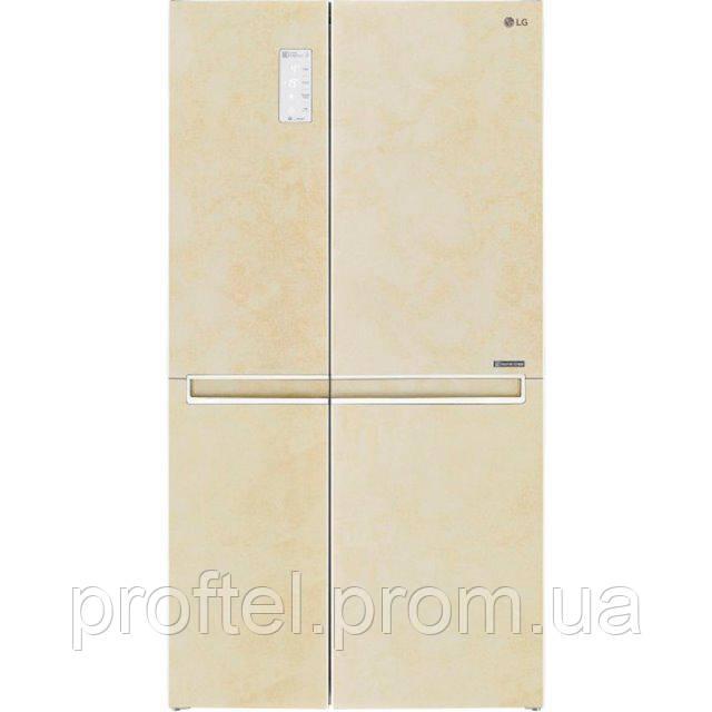 Встраиваемый холодильник LG GC-B247SEUV