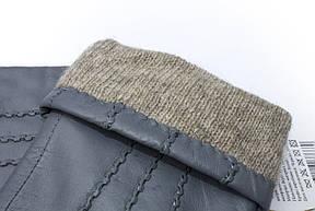 Женские кожаные перчатки 815s1, фото 3