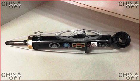 Амортизатор задний левый / правый, газомасляный, BYD F3 [1.6, до 2010г.], BYDF3-2915100, OEM