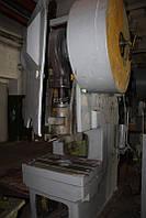 К2130 - Пресс кривошипный, усилием 100т (пресс механический), фото 1