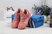 Розовые Женские Кроссовки Adidas Equipment ADV Сетка Кеды