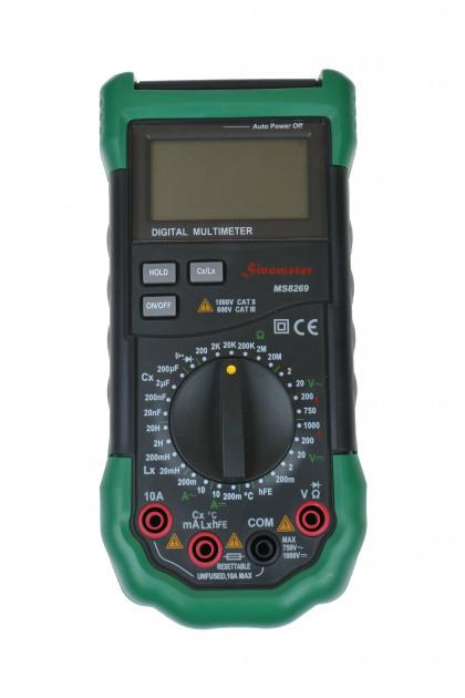 Мультиметр цифровой Mastech MS8269