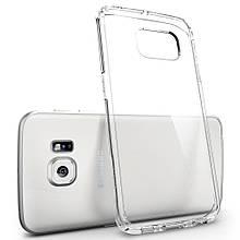 Unique Skid силиконовый чехол  на  Samsung S6 edge+
