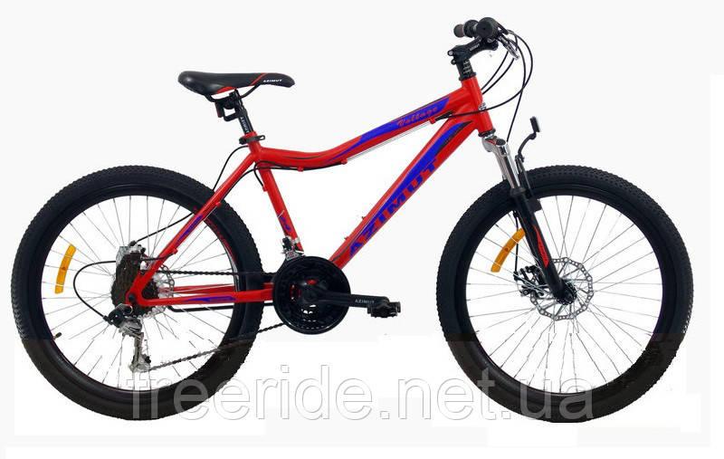 Подростковый Велосипед Azimut Voltage 24 D