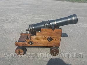 Пушка корабельная декоративная