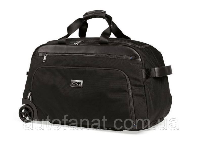 Оригинальная дорожная сумка на колесиках BMW M 48-Hour Bag (80222454767)