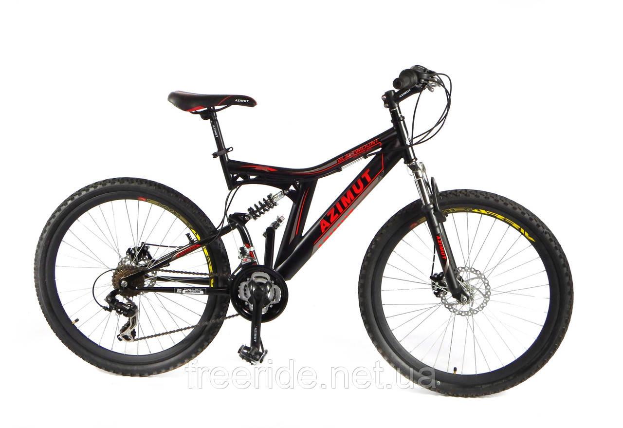 Подростковый Велосипед Azimut Blackmount 24 D