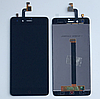 Оригинальный дисплей (модуль) + тачскрин (сенсор) для ZTE Nubia Z11 Mini (черный цвет)