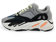 5a16743b4757 Мужские кроссовки Adidas Yeezy Boost 700 Solid Grey Chalk White-Core Black ( Реплика