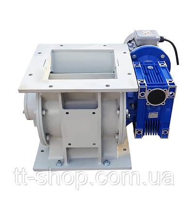 Шлюзовой питатель (дозатор) 270 мм, 0,75 кВт., фото 2