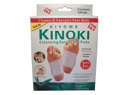 Пластирі для виведення токсинів KINOKI