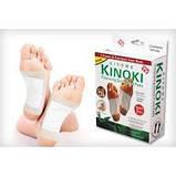 Пластирі для виведення токсинів KINOKI, фото 4