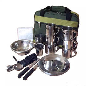 Посуда для рыбалки и отдыха