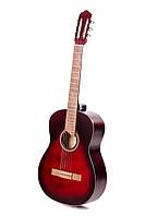 Классическая гитара TREMBITA E-5 CHERRY BURST, фото 1