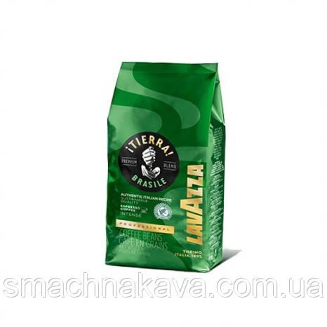 Кофе в зернах  Lavazza Tierra Brazil