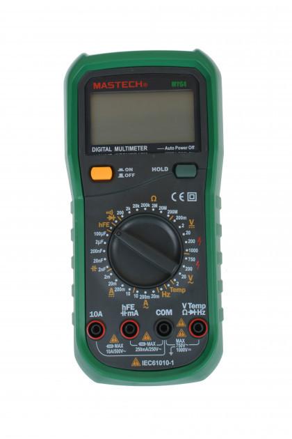 Мультиметр цифровий Mastech MY64
