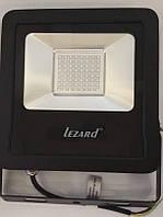 Лед Прожектор 50Вт, Алюминиевый корпус IP65 6500K 4000Lm