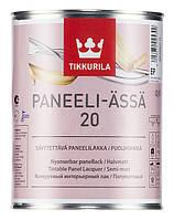 Панели-Ясся полуматовый лак (тара 0,9) Tikkurila Paneeli Assa