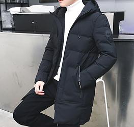 Мужская зимняя куртка. Модель 1810