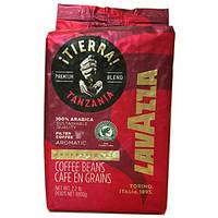 Кофе в зернах Lavazza Tierra Tanzania 100% Arabica