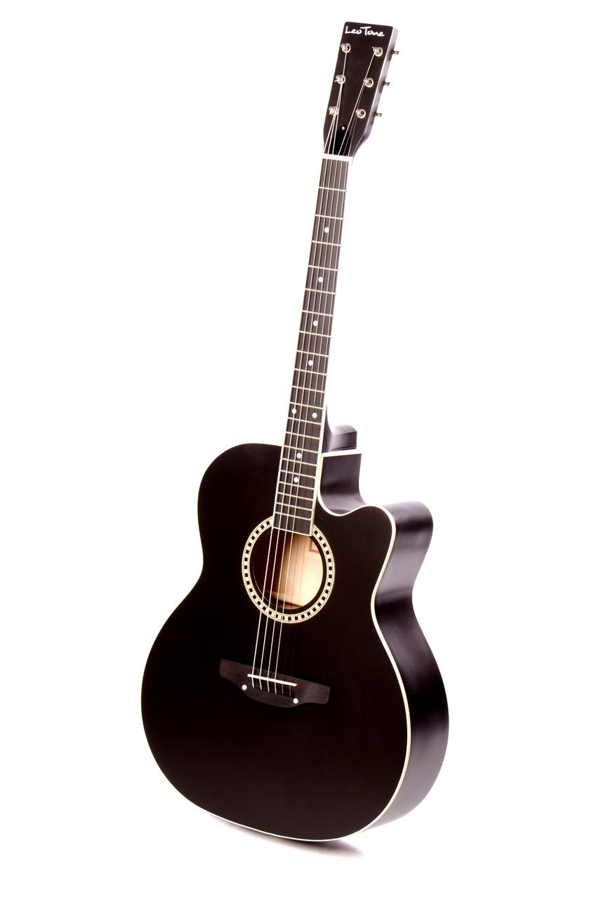 Акустическая гитара TREMBITA L-01 BLACK