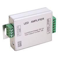 RGB LED підсилювач сигналу 12A 144W 12V для світлодіодної стрічки.