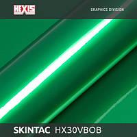 Зеленый яркий Hexis Boston Green Gloss, фото 1