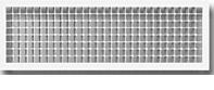 Вентиляционная решетка (пластик АВS) 600х210