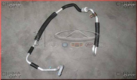 Трубка кондиционера, Chery Amulet [до 2012г.,1.5], A15-8108010, OEM