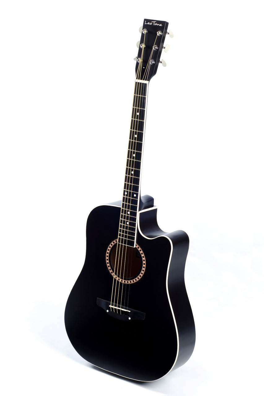 Акустическая гитара TREMBITA L-03 BLACK
