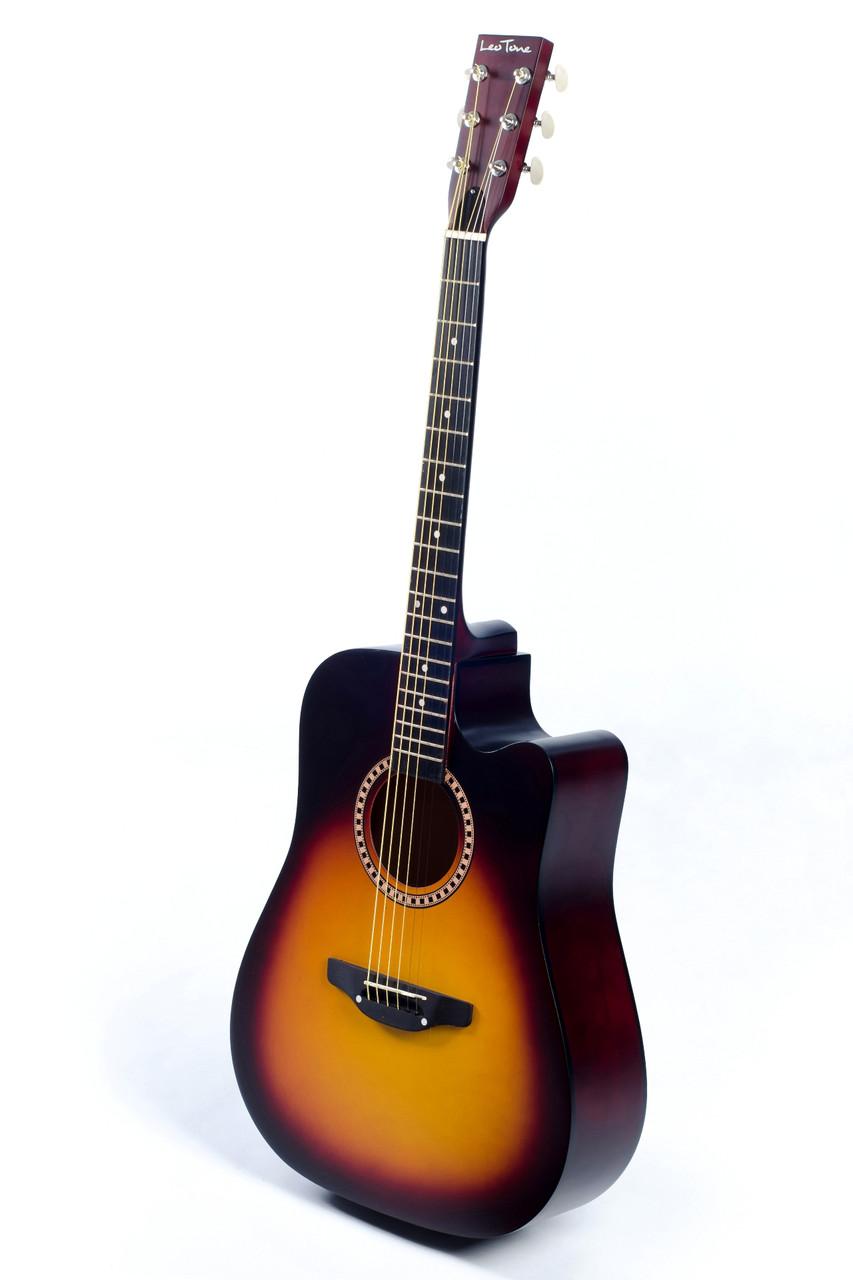 Акустическая гитара TREMBITA L-03 SUN BURST