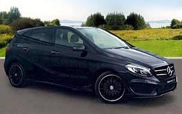 Диски и шины на Mercedes Benz B-Class