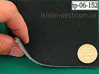 Ткань потолочная, черная tp-06-152 на поролоне и сетке шир. 1.80 м, фото 1