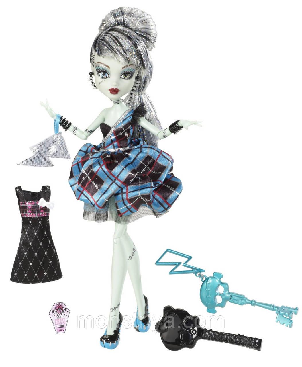 "Кукла Frankie Stein Sweet 1600 Фрэнки Штейн из серии ""День Рождения"""