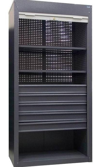 Шкаф инструментальный ШИ-10/2П/5В  Р  2100(в)х1045(ш)х500(гл)