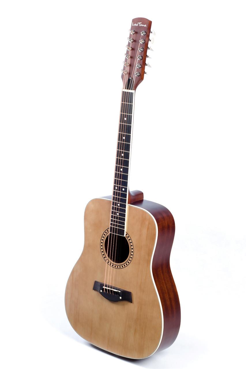 Акустическая гитара TREMBITA L-05 NATURAL, фото 1