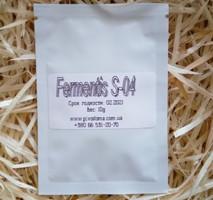 Пивные дрожжи Fermentis S-04