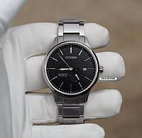 Часы Citizen NJ0090-81E Titanium Automatic Sapphire, фото 1