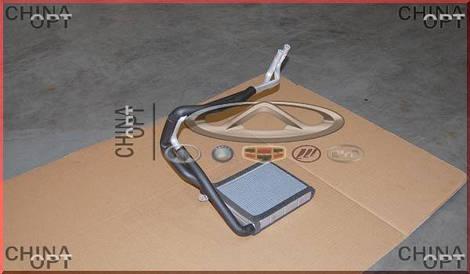 Радиатор печки / отопителя, Chery Tiggo [1.8, до 2012г.], T11-8107130, OEM
