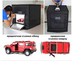 Лайткуб (фотобокс) Puluz PU5060 60x60x60см для предметной съемки (PU5060EU), фото 3