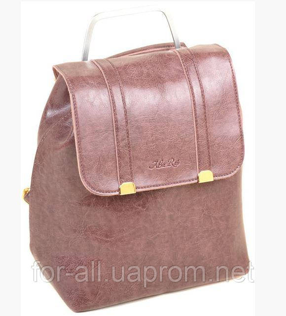 f2a965f045e6 Женский рюкзак сумка ALEX RAI 7-01 9934 purple: продажа, цена в ...