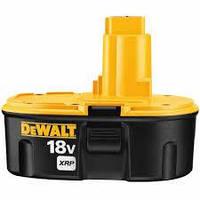 Ремонт аккумулятора DeWalt 18V Ni-Cd