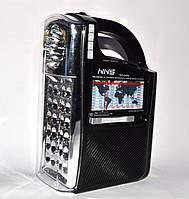 Фонарь с радио NNS NS-040U