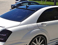Спойлер на стекло Mercedes S-class W221 Wald Black Bison